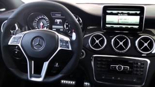 Mercedes Benz TV  The CLA 45 AMG  1080p