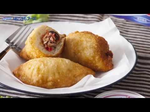 【Hagoromo Foods】番茄鮪魚披薩餃
