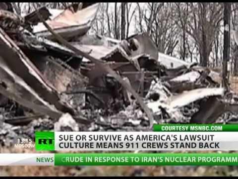 Lost in Litigation: Sue or survive in America