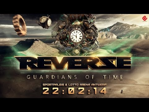 "Da Tweekaz @ REVERZE ""Guardians of Time"" (2014 Live-set)"