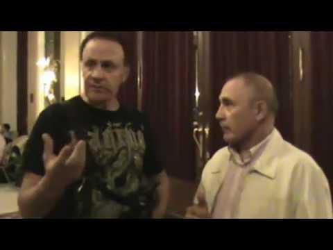 Интервью Артура с Виктором Лавренко