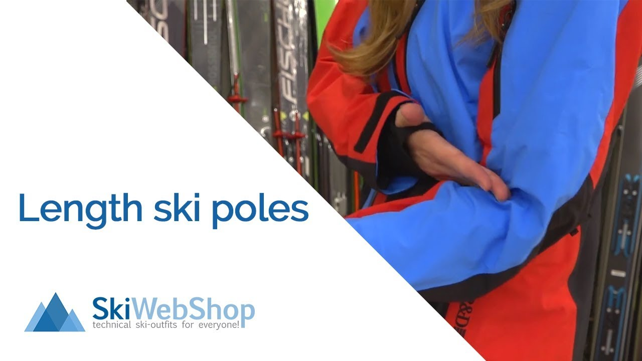Are my ski poles the right length?