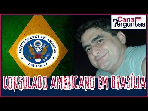 🔴[AO VIVO] Dicas de como tirar o visto americano em Brasília