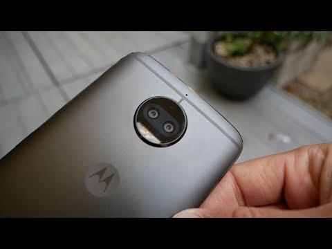 Motorola Moto G5s Plus hands on