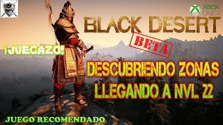BLACK DESERT Xbox Beta NVL 22