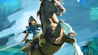 Прохождение The Legend of Zelda: Breath of the Wild #6 - исследуем Хайрул