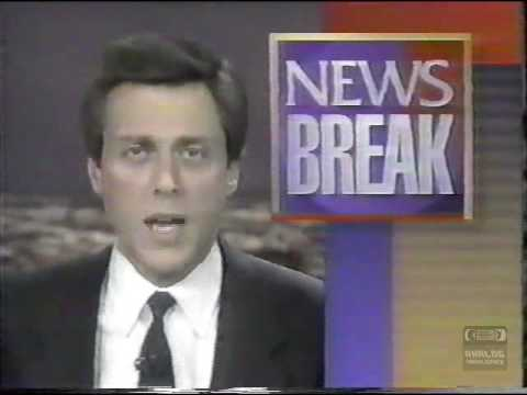 WGN 9 Chicago | News Break | 1991