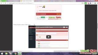 [Vina4U Team] Hướng Dẫn Cài Đặt VinaJohn Version 3.0 Bootstrap Responsive Bản Chính Thức