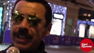Freddie Mercury dei QUEEN torna al Teatro Ariston in una Sanremo deserta 3.3.21