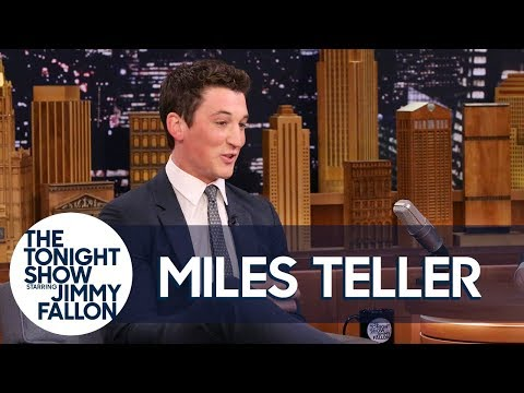 Miles Teller Gave His Fiancée a Proposal Worthy of The Bachelor