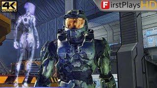 Halo 2 (2007) - PC Gameplay / Win 10 / 4k 2160p