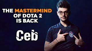 CEEEEEEEB is back to Team OG !! Best Plays & Most Iconic Moments of Ceb in OG - Dota 2