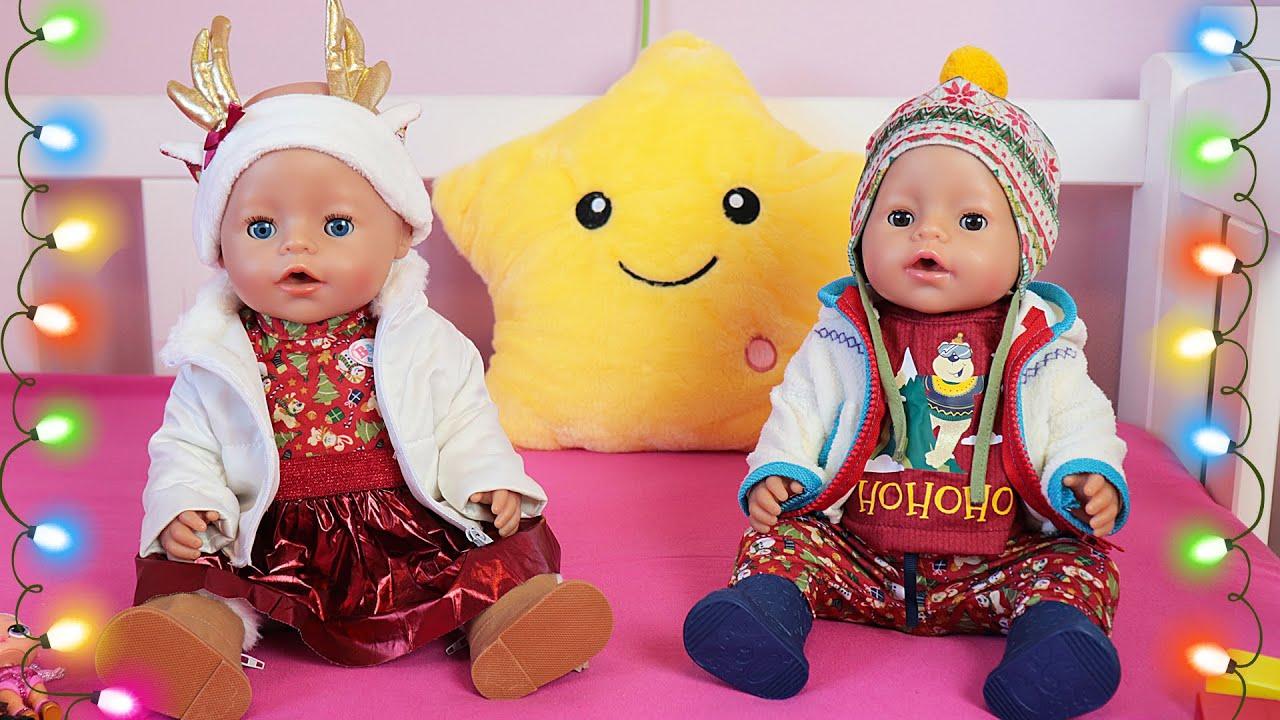 Baby Born Dolls panenky   Vánoční trhy, cukroví ...