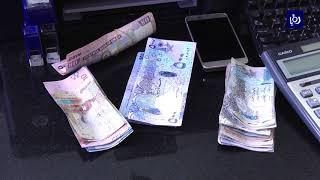 2.2 مليار دينار حجم حوالات العاملين الأردنيين بالخارج لنهاية تشرين الأول - (7-12-2017)
