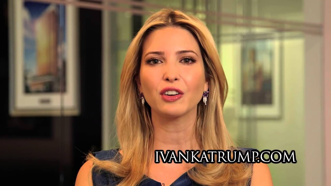 Ivanka Trump December 2014 Update