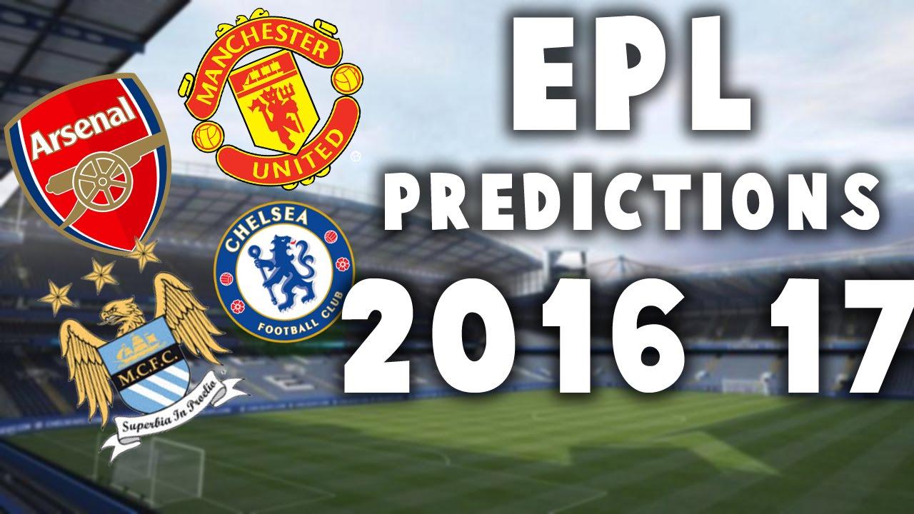 English premier league prediction today