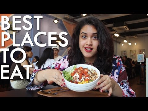 Best Places To Eat: Sunway/Monash/INTI/Taylor's University