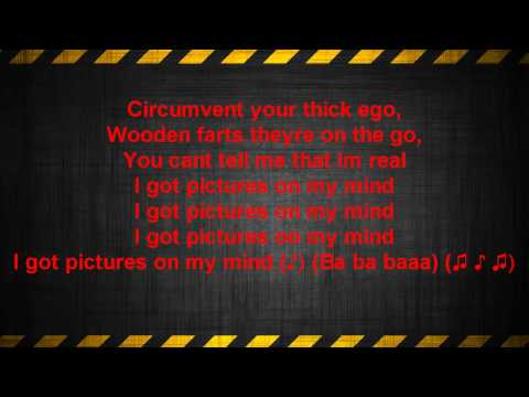 System Of A Down - Pictures (Lyrics)