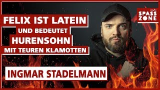Comedy Roast Show: Ingmar Stadelmann | SPASSZONE