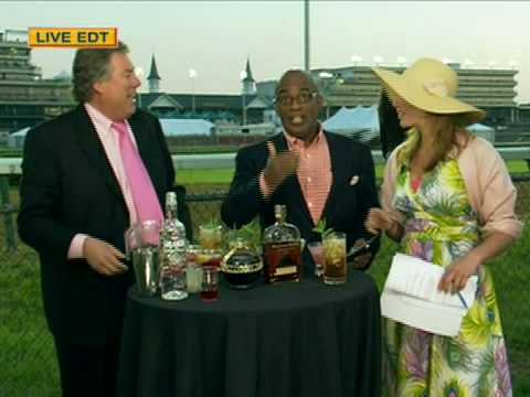 Kentucky Derby: The drink of choice