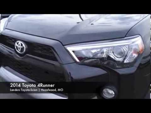 Elegant 2014 Toyota 4Runner In St. Louis, MO | Landers Toyota Scion In St. Louis, MO