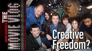 Should Directors Have Creative Freedom On Franchise Movies? - The Movie Vlog