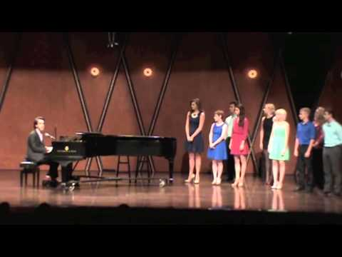 Music Of Heaven- Jason Robert Brown- Festival of American Song