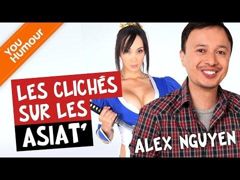 ALEX NGUYEN - Les préjugés sur les asiatiques