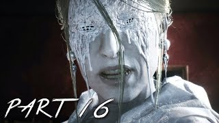 THE EVIL WITHIN 2 Walkthrough Gameplay Part 16 - Mother (PS4 Pro)