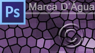 Tutorial Photoshop - Marca D'Água