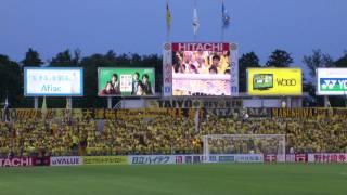 2011年6月15日 柏レイソルvsジュビロ磐田 柏バカ一代 前田のリフティ...