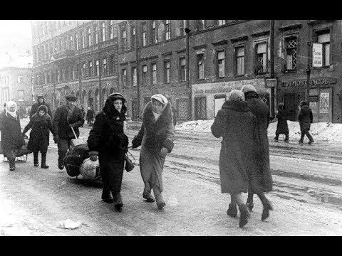 В БЛОКАДНОМ Ленинграде НЕ БЫЛО инфарктов, инсультов, подагры / Фролов Ю.А. и Бутакова О.А.