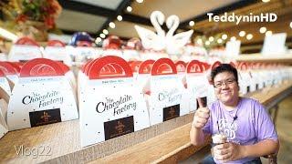 Chocolate Factory Khao Yai สวรรค์ของคนรักช็อคโกแลต | LifeStyle-Vlog22