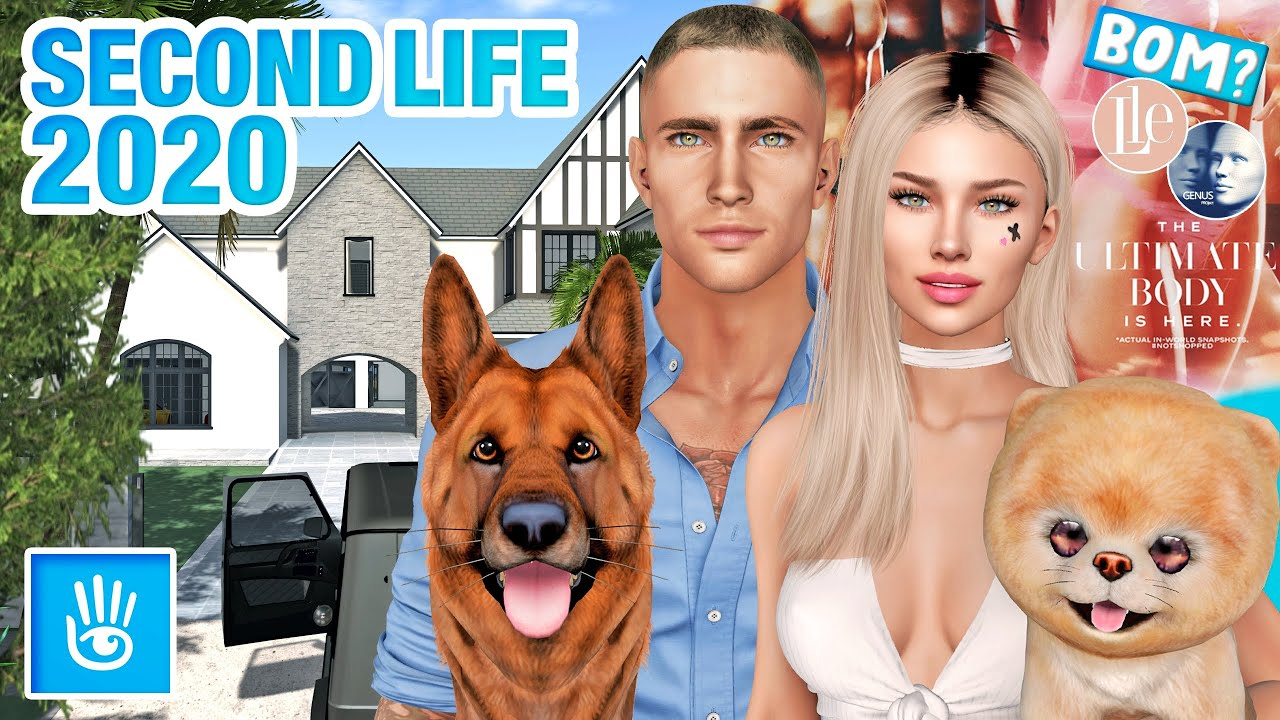 SECOND LIFE IN 2020