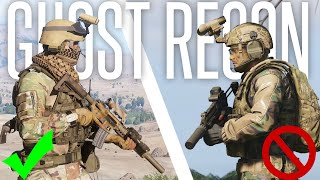 I MADE GHOST RECON ACTUALLY GOOD - Ghost Recon Discussion