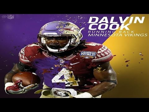 Welcome to Minnesota Dalvin Cooks!