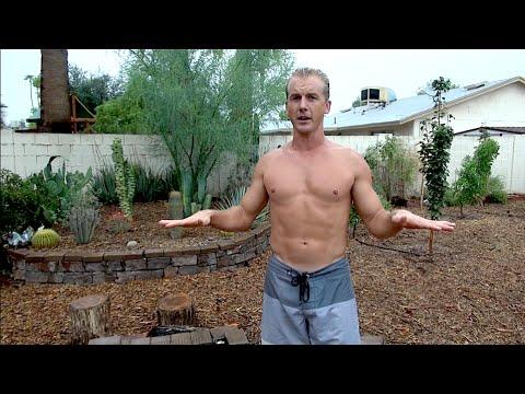 Amazing Edible Garden - Harvesting Rainwater in Phoenix, Arizona