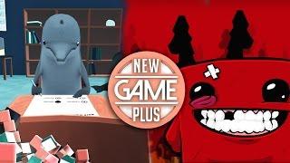 Game Jams - Nur 48 Stunden für ein Videospiel | New Game Plus #35