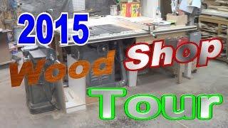Wood Shop Tour 2015