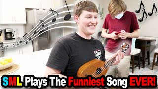 SML Plays The FUNNIEST Song EVER!!!