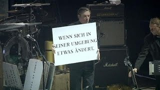 German cult band Einstürzende Neubaute commemorate WWI - le mag