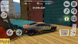 GAMEPLAY EXTREME CAR DRIVING SIMULATOR CAR SIMULATOR DRIVING ANDROID #01
