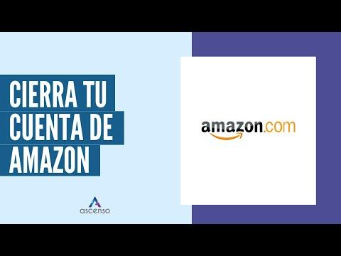 ¿Cómo eliminar o cerrar tu cuenta de Amazon?