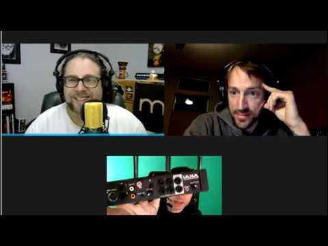 Episode 4: Bobby D joins the party, MPC Live, sampler talk, and DJ software