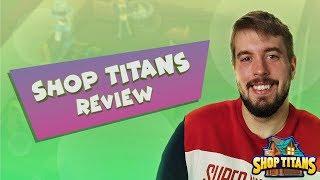 Shop Titans Review - Addictive Mobile Shop Management Game