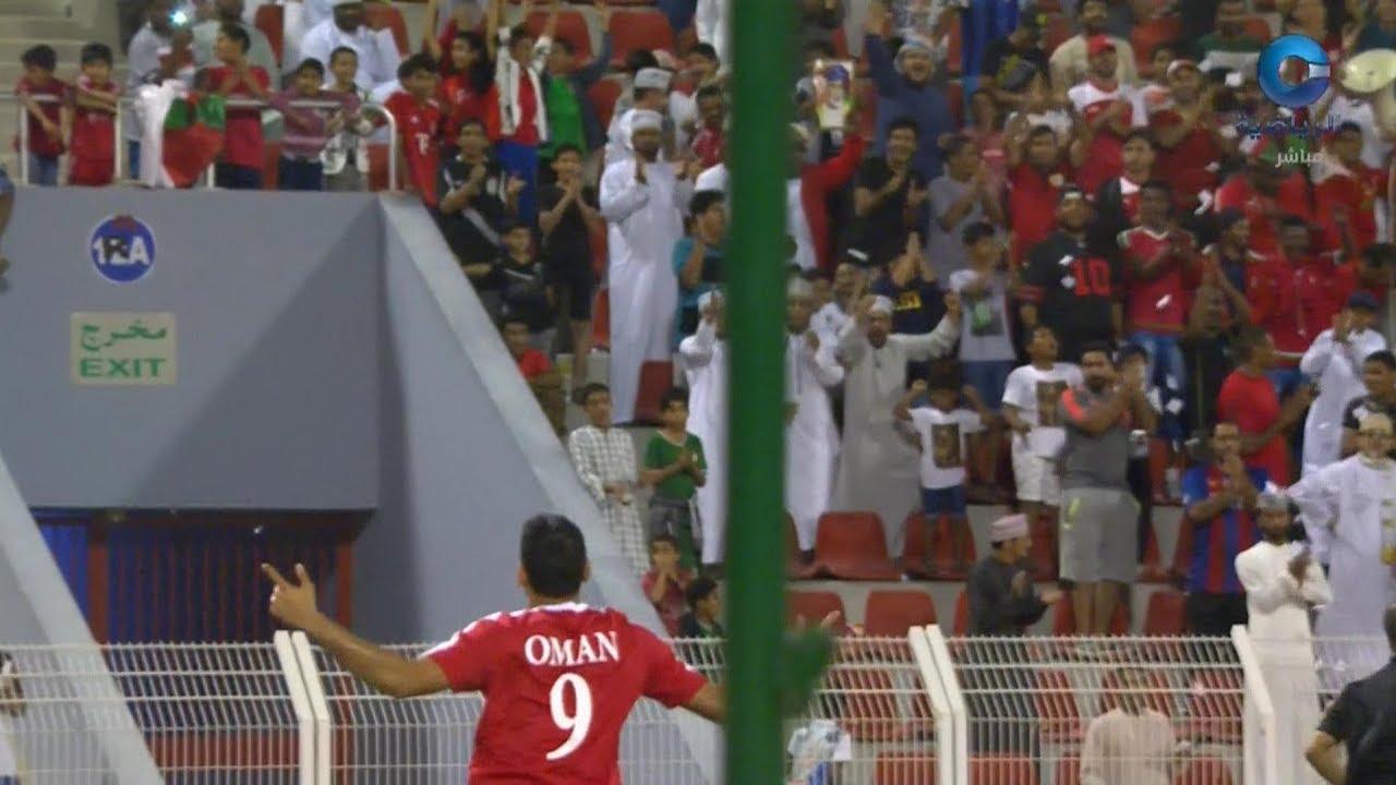 أهداف مباراة عمان 2-1 طاجيكستان | مباراة دولية ودية 2018/12/13