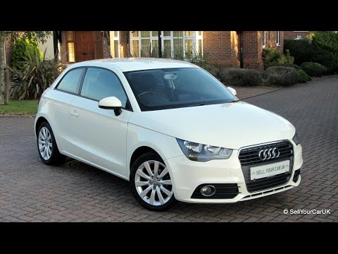 SOLD EXCLUSIVELY USING SELL YOUR CAR UK - 2011 Audi A1 1.2 TFSI Sport 3dr