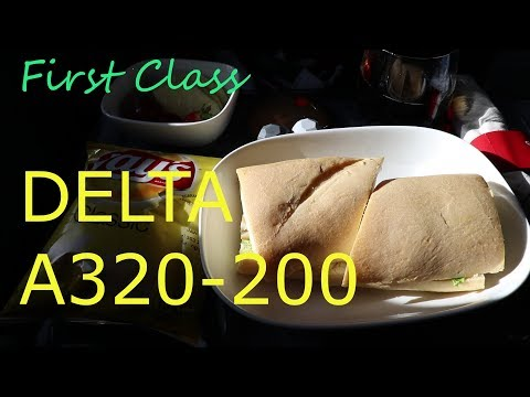 Delta A320-200 First Class   Is it worth it?   Punta Cana to Atlanta