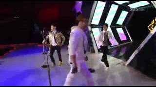 BigBang, 2PM, SHINee, Super Junior Nobody (Wonder Girls) Live.mp4