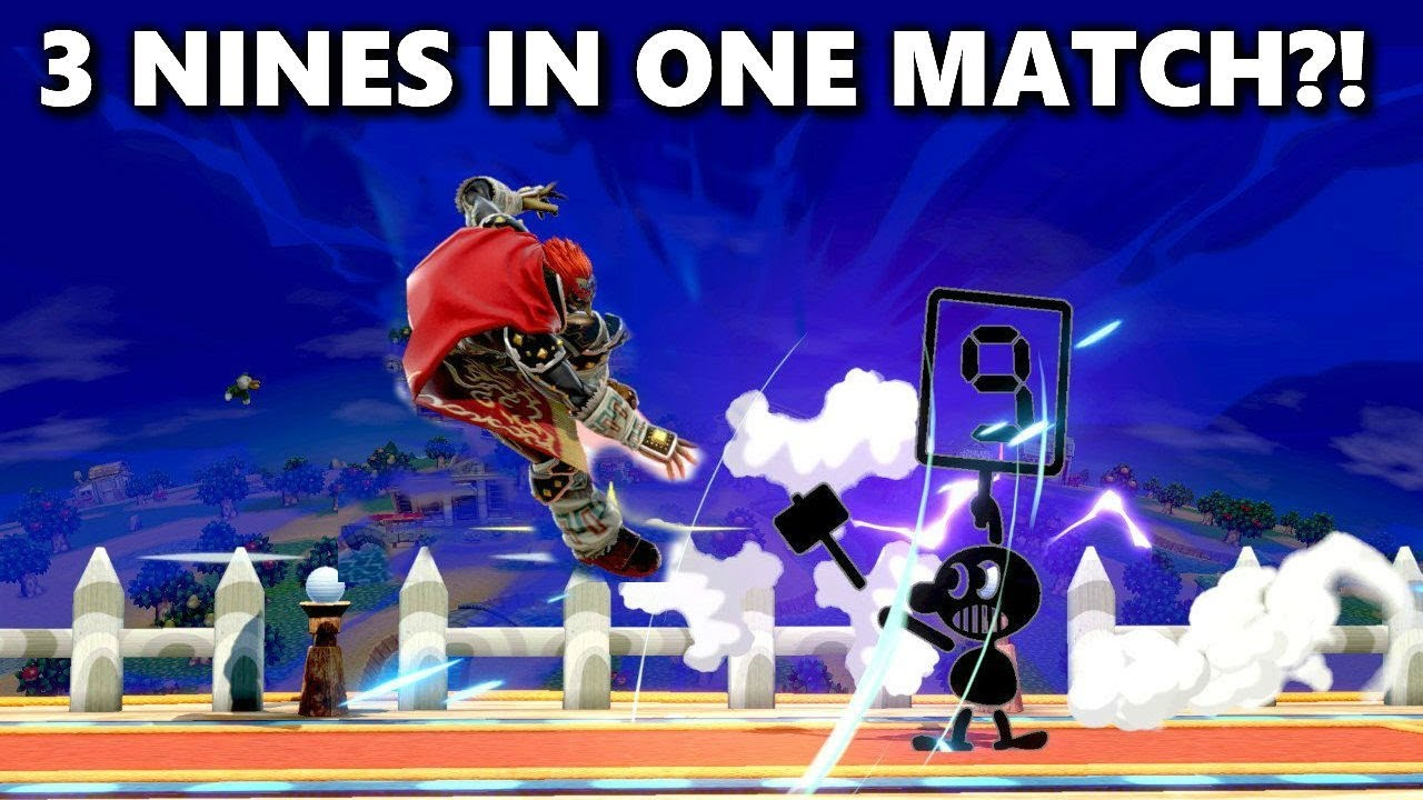 Download Luckiest Moments in Smash Ultimate